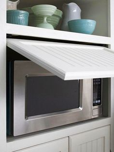 AAAAAAAnd there it is. I need to make THIS happen. 'Hidden Microwave, BHG'
