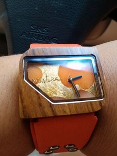 Love my new Mistura watch!