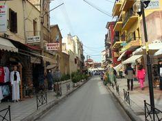 Souda Bay Crete, shopping