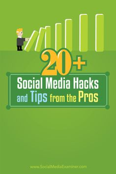 pro tips to save time and improve social media marketing
