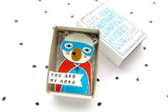 Box illustrated by Kimslittlemonsters ~ Seen on HappyMakersBlog.com