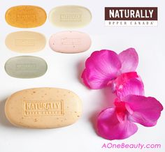 SALE - Naturally Upper Canada Soap http://www.aonebeauty.com/brands/Naturally-Upper-Canada.html?sort=newest #soap #sale #uppercanada #beauty #naturally #skincare