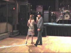 "Video of Dan/Kelly Albro teaching their partner dance ""Seashells"".....great dance,beautiful song!"