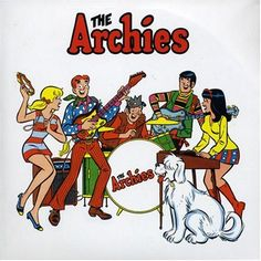 CARICATO online: The Archies, la primera banda virtual de rock