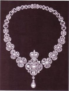 "la reine angleterre Le collier (""Queen Victoria's Golden Jubilee Necklace "")"