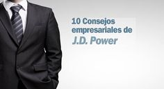 10 Consejos empresariales de J.D. Power