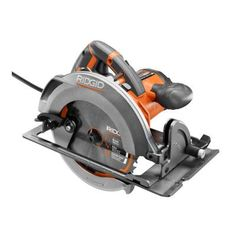 RIDGID 15-Amp 7-1/4 in. Circular Saw-R3205 at The Home Depot