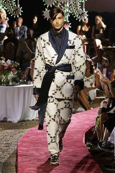 Dolce & Gabbana Alta Sartoria Fall/Winter 2015 Collection.