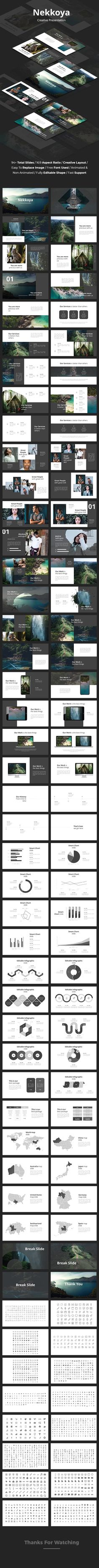 43 best FREE PowerPoint Template images on Pinterest in 2018 | Free ...