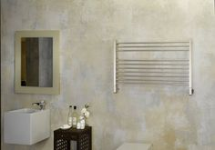 Why we *heart* the heated towel rail: *Damp free towels = hygienic environment *Reduces towel washing + drying = electricity + water savings *Adds luxury to the A Day To Remember, To Spoil, Heated Towel Rail, 5 Ways, Powder Room, Bathroom Accessories, Contemporary, Choices, Interior Design