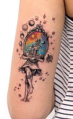 Best Tattoos from Awesome Tattoo Artist Robson Carvalho – – webtimiz. Best Tattoos from Awesome Tattoo Artist Robson Carvalho – Best Tattoos from Awesome Tattoo Artist Robson Carvalho – Cool Arm Tattoos, Body Art Tattoos, Small Tattoos, Tattoos For Guys, Tattoos For Women, Tatoos, Awesome Tattoos, Simple Arm Tattoos, Sweet Tattoos