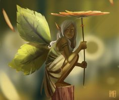 Character Illustrations by Rayner Alencar | 2 Illustration