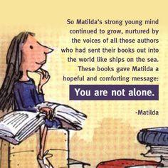#books #quotes #matilda