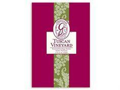 Tuscan Vineyard Large Sachet by Greenleaf