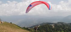 #Paragliding in Nepal - Paragliding in Nepal  gives an opportunity for aerial view of the #Himalayas. Paragliding in this Himalayan country can be a truly wonderful and fulfilling experience for the #adventure seekers. You can experience unparalleled scenic grandeur as your share airspace with Himalayan griffin vultures, eagles, kites, while floating over villages, monasteries, temples, lakes, and jungles, with a fantastic views of the majestic Himalayas. #travel #tourism #destinations