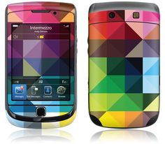 Intermezzo by Andy Gilmore for the Blackberry Torch 9810, 9800