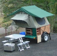 camping | Tent Topped Camping Trailers - PT Cruiser Forum