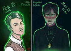 Upthehill Lily Potter, Dark Lord, Harry Potter Universal, Voldemort, Ron Weasley, Book Fandoms, Hogwarts, The Darkest, Joker