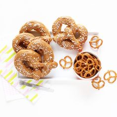 Aww Sam Pretzel Donuts-National Pretzel Day