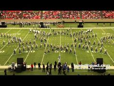 Albany State Univ. Marching Band (2011) - Honda Battle of the Bands