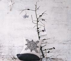 IDEAS FOR SCANDINAVIAN CHRISTMAS DECORATION