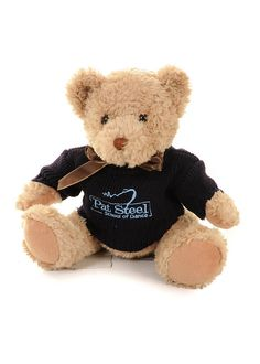 A great looking design embroidered by Say it with Bears Personalised Teddy Bears, Dance, Steel, Toys, Animals, Design, Personalized Teddy Bears, Dancing, Activity Toys