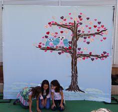Painel para o Dia das Mães na IMEAN 906