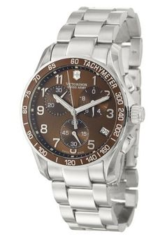 Victorinox Swiss Army Chrono Classic Men's Quartz Watch 241204 Victorinox Swiss Army. Save 40 Off!. $299.00