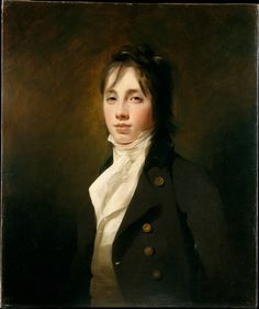 Henry Raeburn (Scottish, 1756-1823), WILLIAM FRASER REELIG (1801), Metropolitan Museum of Art, NY