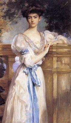 Gladys Vanderbilt, John Singer Sargent