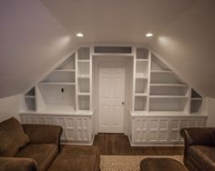 attic relaxing place  #KBHomes