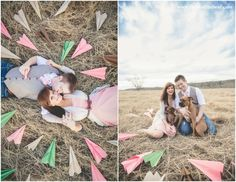 Commons Ford Ranch - Paper Airplane Engagement by The Bird & The Bear