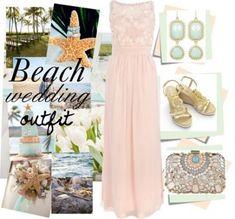 2a0f839316 18 Trendy dress wedding beach guest casual