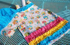 Owls Toddler Apron and Chef Hat. Montessori by Maxinessewnsew #toddlerapron #kidschefhat