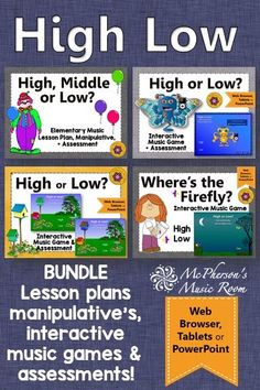Perfect for your elementary music lesson plans! Music Lesson Plans, Kindergarten Lesson Plans, Kindergarten Music, Music Education Activities, Movement Activities, Physical Education, General Music Classroom, Elementary Music Lessons, Teaching Music