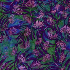 Hand dyed batik cotton. Fall 13
