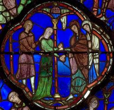 Chatres.    Anthony gives his young sister into the care of a convent