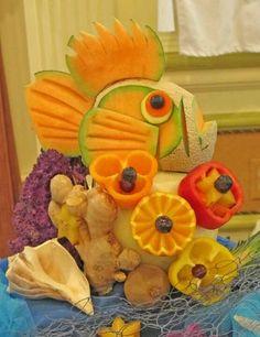 Fish fruit