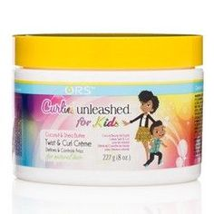 ORS Curlies Unleashed For Kids Twist & Curl Creme - 8oz