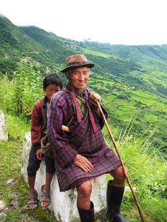 People of Bhutan