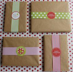 {DIY} Tuesday – So Many Christmas Wrapping Ideas | http://www.tashachawner.com/diy-tuesday-so-many-christmas-wrapping-ideas/
