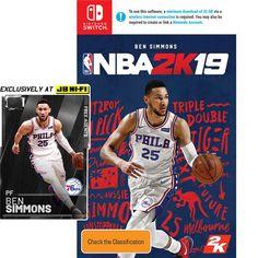 d5ed00846a385e NBA 2K19 (with Ben Simmons MyTEAM Bonus)