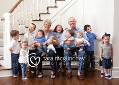 Large Extended Family Photography Ideas | Extended Family Photography l NJ and NYC Family Photographer