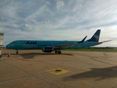 Alpha Yanke Yanke emb 195  azul linhas aéreas