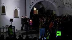 أكثر من 2000 مسلم يتضامنون مع اليهود في النرويج