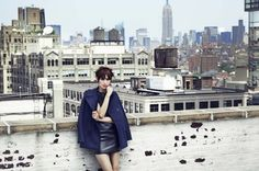 Alexa Chung talks style for mytheresa.com. See the interview.