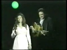 Johnny Cash & June Carter Cash sing Jackson on The Johnny Cash Show 1970.