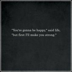 Make me strong!!!