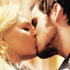 Jennifer Morrison and Colin O'Donoghue // Once Upon a Time