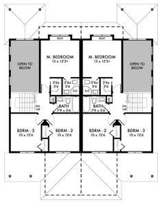 213 best duplex apartment plans images duplex apartment apartment rh pinterest com